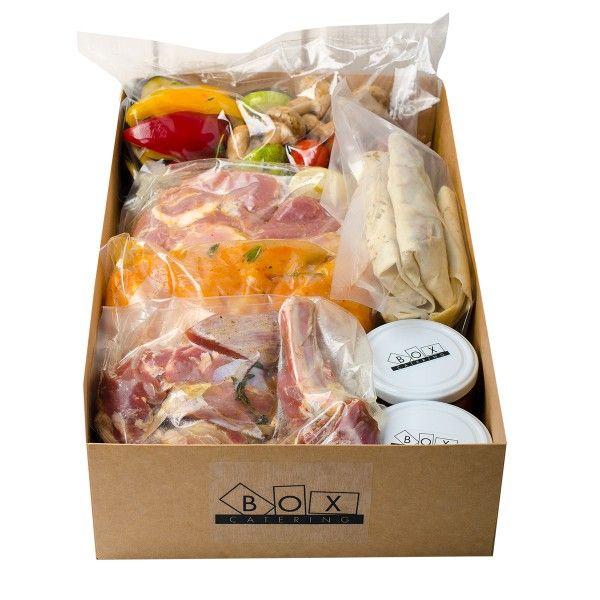 Picnic meat big box