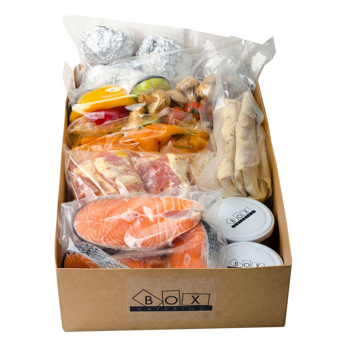 Picnic meat & fish big box фото 1
