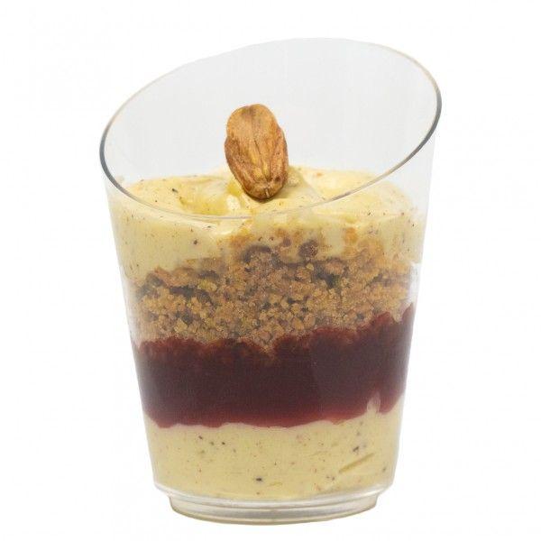 Десерт фисташка вишня