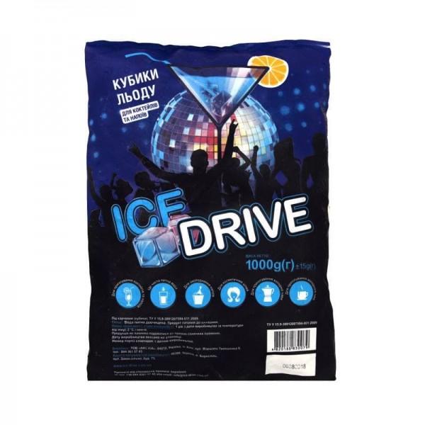Ice Drive - лёд для напитков