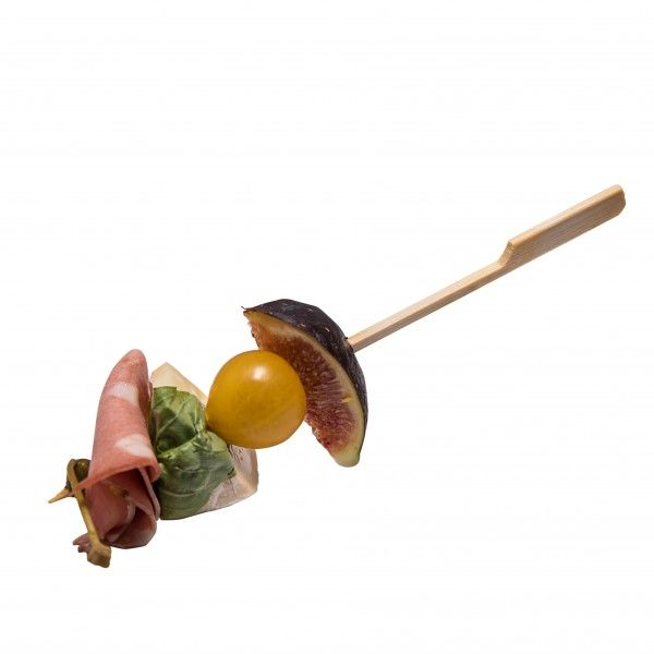 Шпажка с инжиром, камамбером