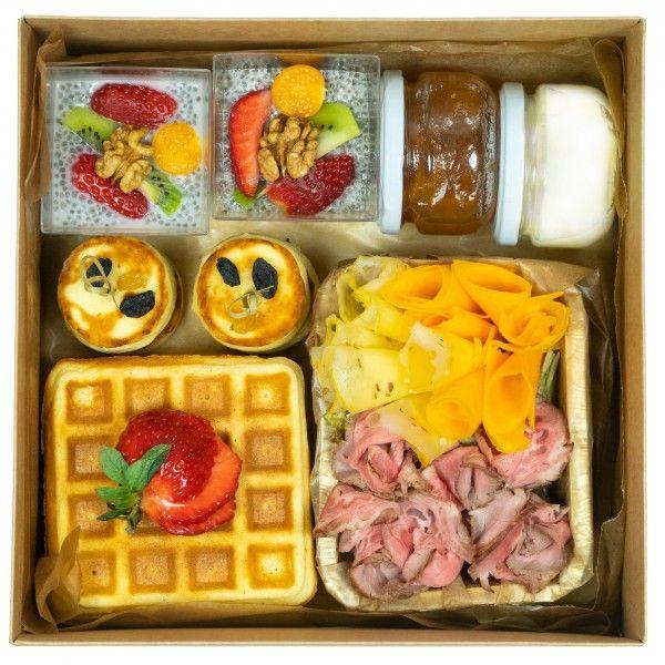 Good morning beef smart box