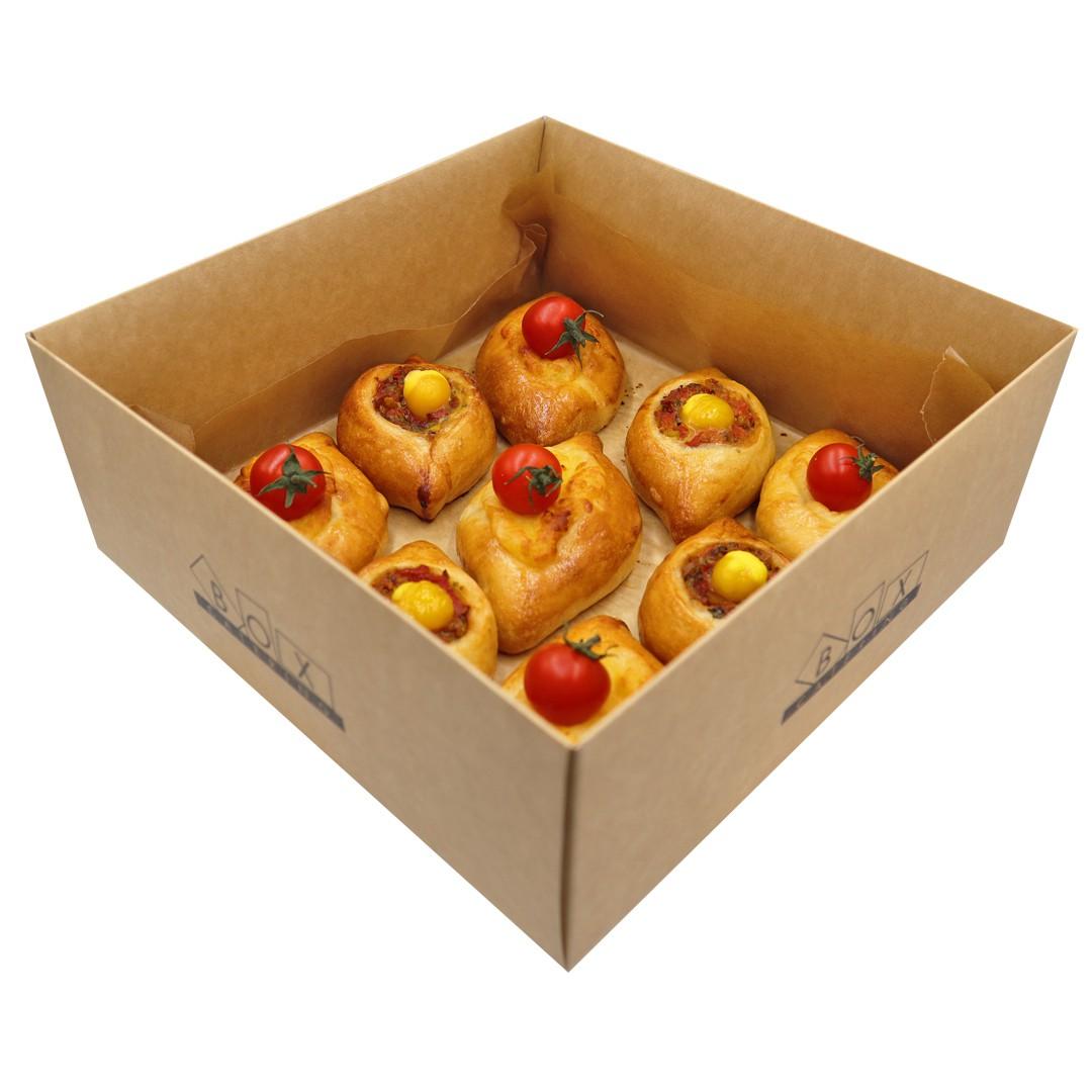 Мини хачапури box фото 3