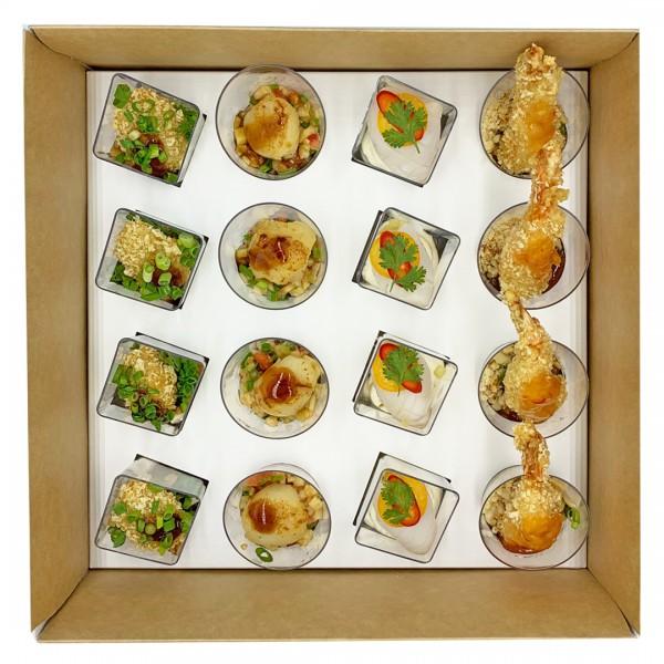Asia Tapas smart box