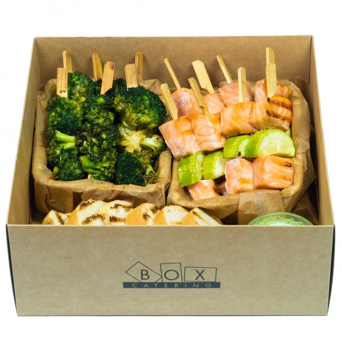 Hot Fish лосось smart box фото 2