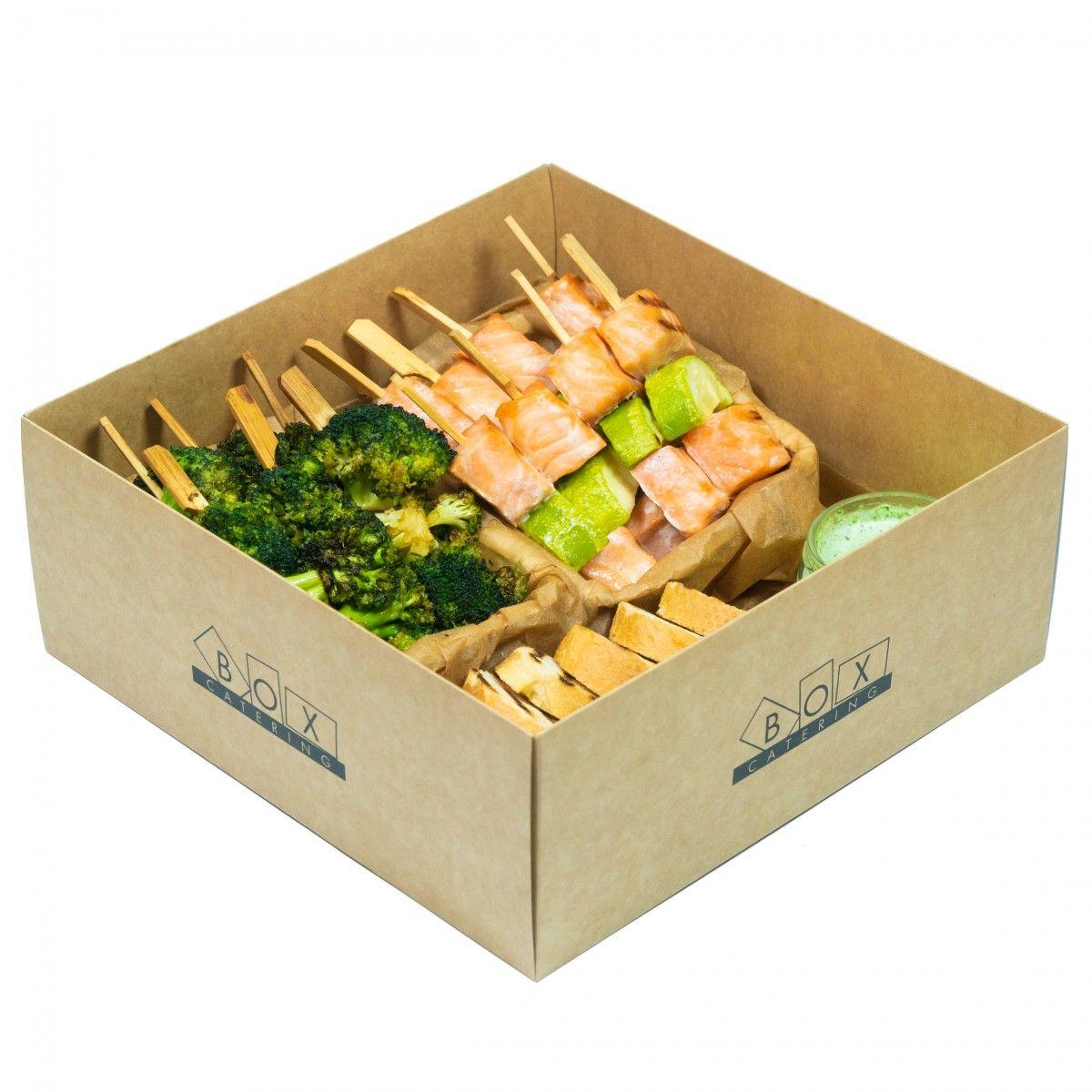 Hot Fish лосось smart box фото 3