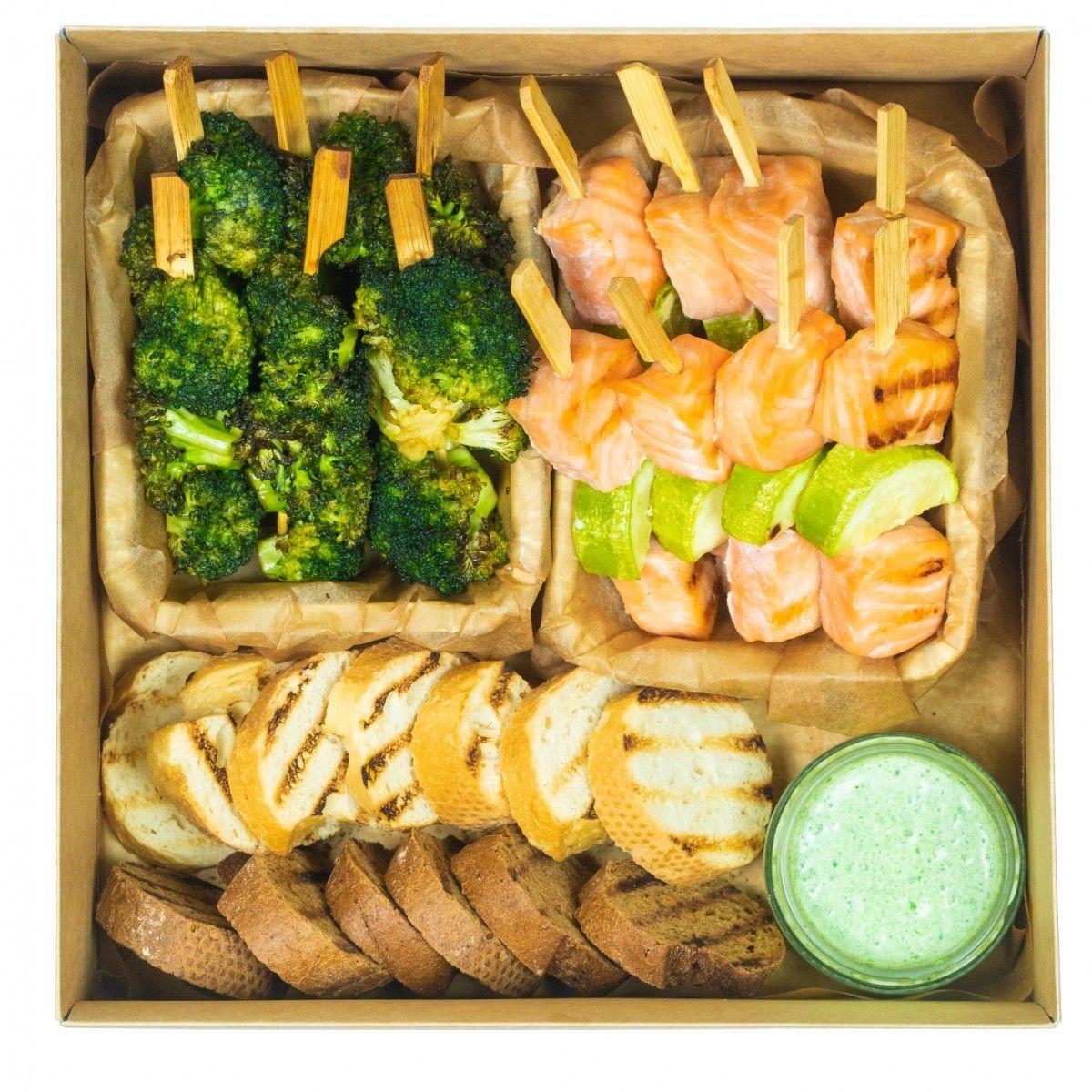 Hot Fish лосось smart box фото 1