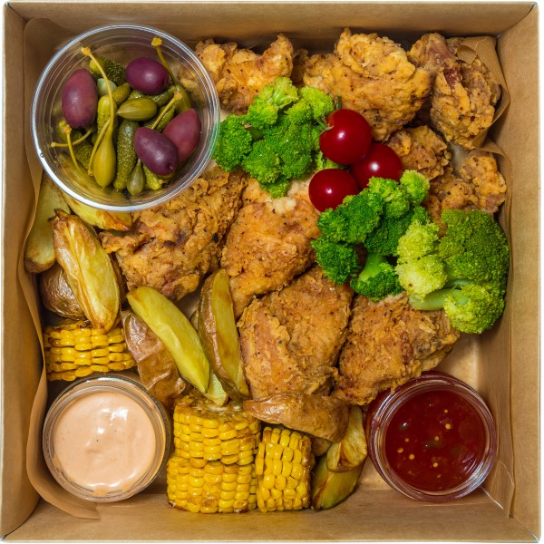 Fried Chicken box