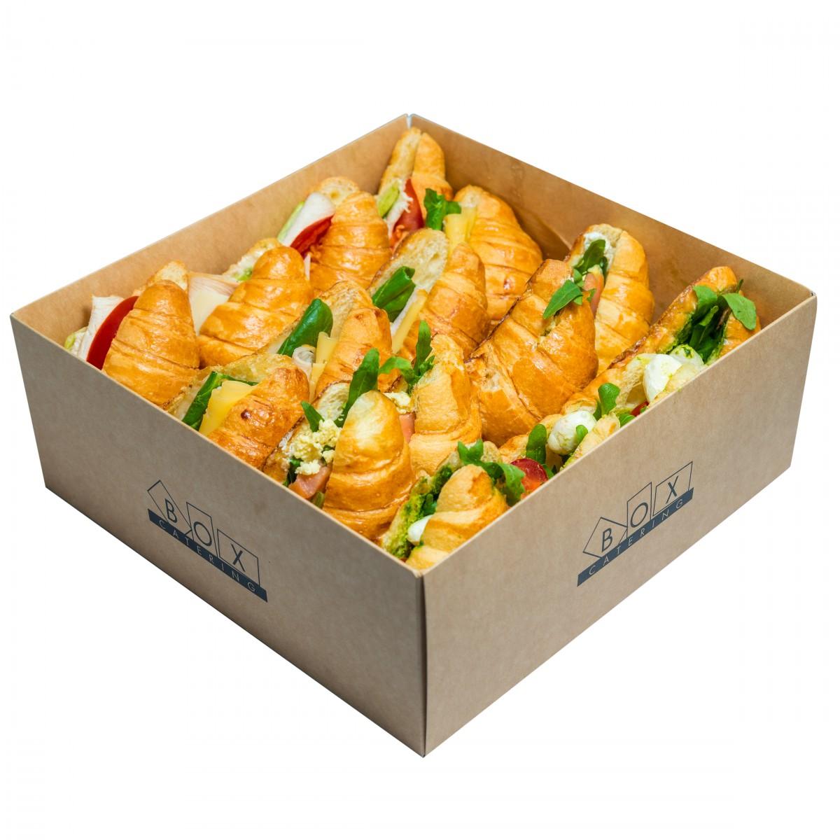 Croissant box фото 3